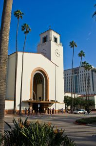 Union Station, Los Angeles. Downloaded from http://commons.wikimedia.org/wiki/File:Union_Station_(Los_Angeles)_2.jpg